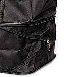 Вместительная хозяйственная сумка тканевая (2071), фото 8