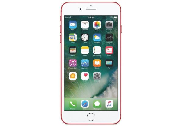 Смартфон Apple IPhone 7 128 GB Red Stock B