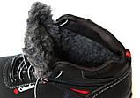 Черевики чоловічі зимові прошиті відмінної якості (КБ-10чсп), фото 3