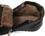 Ботинки мужские зимние на две молнии (СГБ-7ч), фото 5