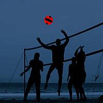М'яч волейбольний з LED Підсвічуванням Jymingde 5 розмір, фото 4