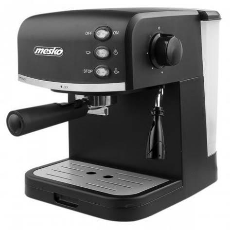 Кофеварка Mesko MS 4409 компрессионная 850Вт 15 бар, фото 2