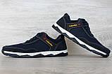 43 р. !!! Кросівки чоловічі літні сітка синього кольору (Кл-23сбк), фото 2