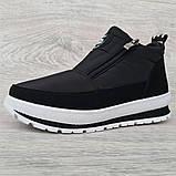 Спортивные женские зимние ботинки - кроссовки (БТ-5б), фото 2