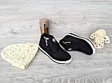 Спортивные женские зимние ботинки - кроссовки (БТ-5б), фото 3