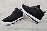 Спортивные женские зимние ботинки - кроссовки (БТ-5б), фото 4