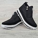 Спортивные женские зимние ботинки - кроссовки (БТ-5б), фото 8