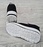 Спортивные женские зимние ботинки - кроссовки (БТ-5б), фото 9