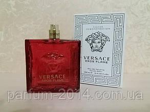 Чоловічий парфум тестер версаче ерос флейм Versace Eros Flame tester (осіб.) аромат запах парфуми