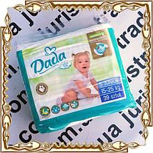 """Детские подгузники """"DADA"""" extra soft 5 Junior 39 шт./уп."""