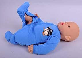 Человечек C+3  #2102 56 см синий, фото 3