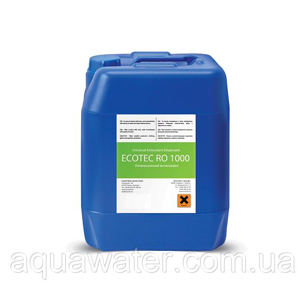 Антискалант-диспергент ECOTEC RO 1000 10 кг