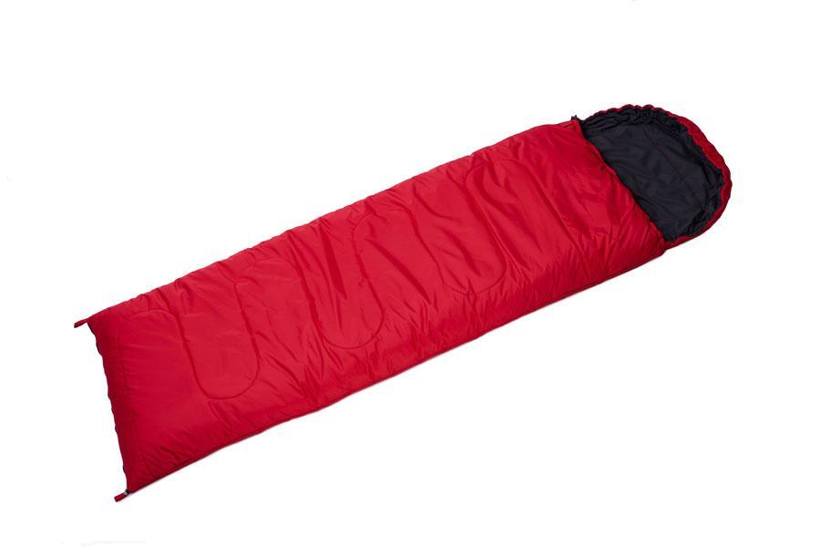 Спальный мешок Synevyr Duspo 160 Одеяло Красный