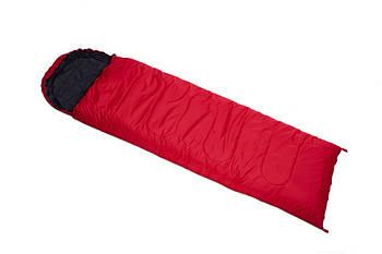 Спальный мешок Synevyr Duspo 160 Одеяло Красный Лівий
