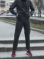 Спортивный костюм Puma черный, фото 1