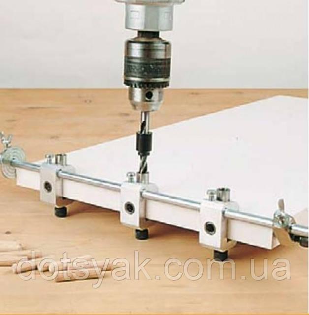 Шаблон для сверления под шкант и конфирмат Virutex PM11D