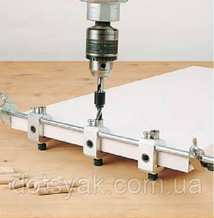 Шаблон для сверления под шкант и конфирмат Virutex PM11D, фото 2