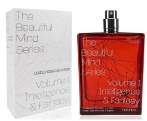 Тестер женский Escentric Molecules The Beautiful Mind Series Vol.1 Intelligence and Fantasy, 100 мл