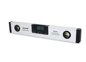 Электронный уровень с лазером и угломером с магнитами (4*90°/400мм) PROTESTER 5419-400D