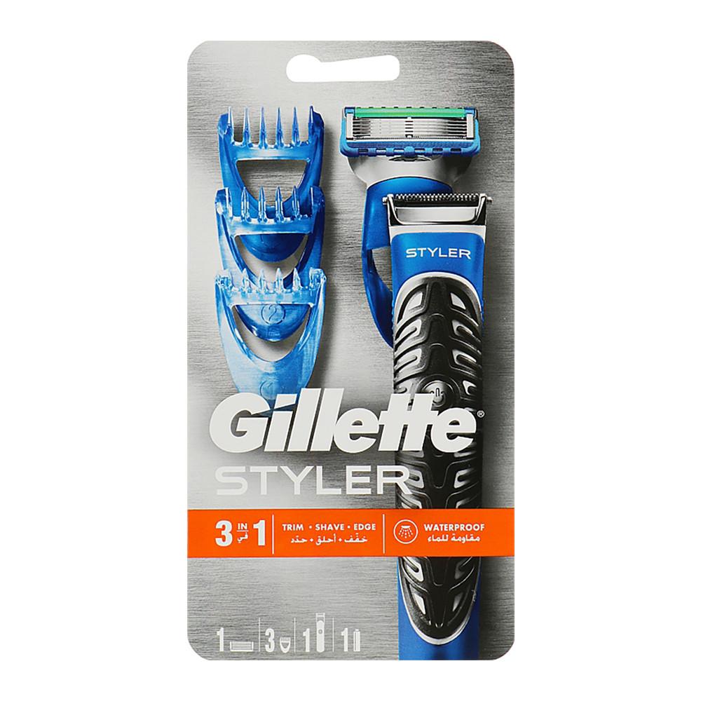 Бритва-стайлер с 1 сменной кассетой Gillette Fusion ProGlide Styler (7702018273386)