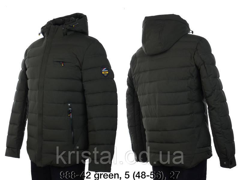 """Куртка мужская """"Зима"""" ( 48-56 р.) №6967"""