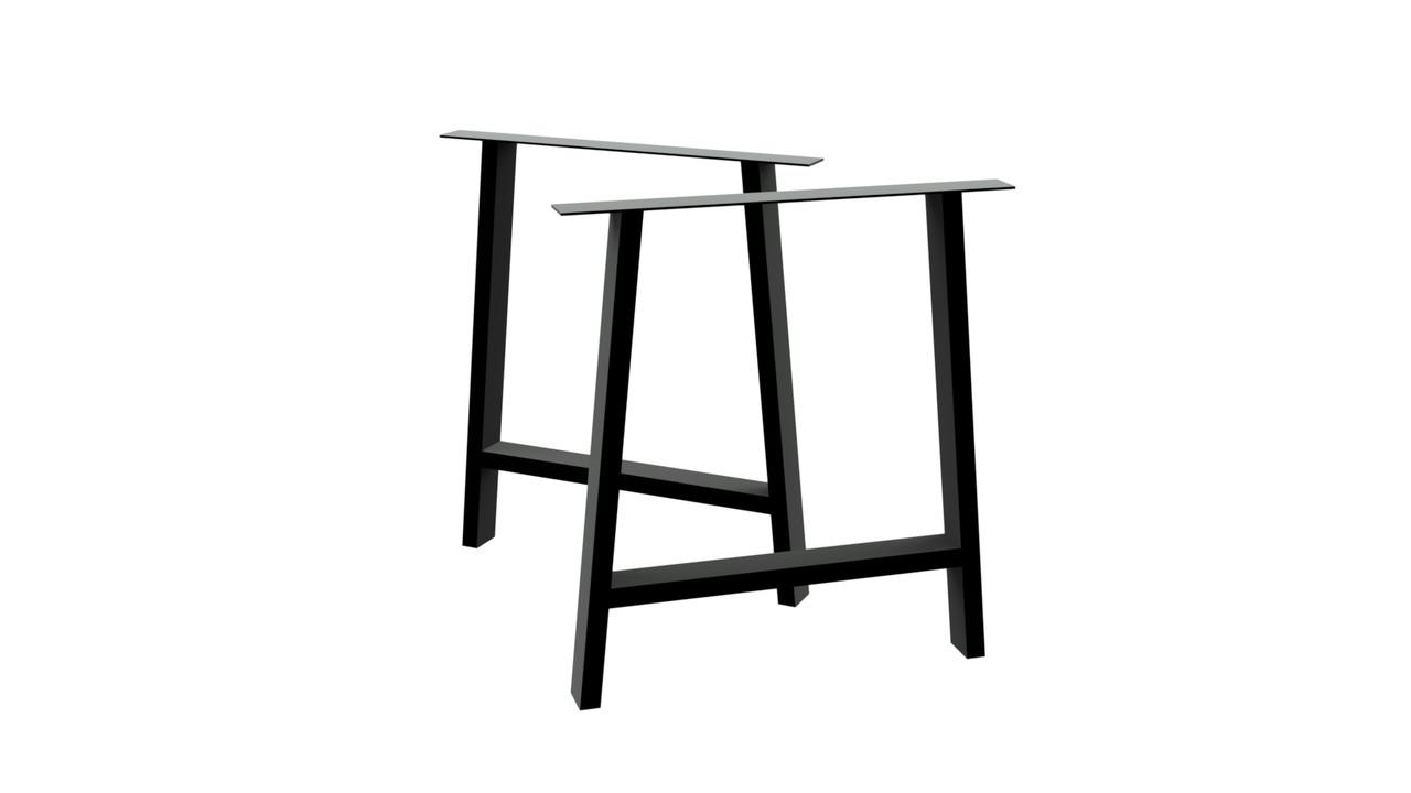 """Металеві ніжки для столу """"Alpha-2"""" у кафе бар ресторан"""