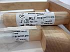 Костыли подмышечные деревянные детские, 2 шт./ ТМП Групп, фото 4