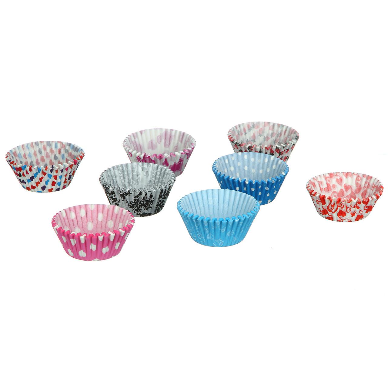 Формочки для кексов бумажные A-PLUS 120 шт 12 см (0012-P)