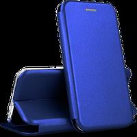 Чехол-книжка Level для Huawei Nova 5T Blue (хуавей нова 5т)