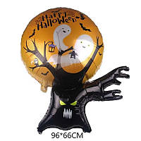 Фольгированный шар Дерево 96х66 см