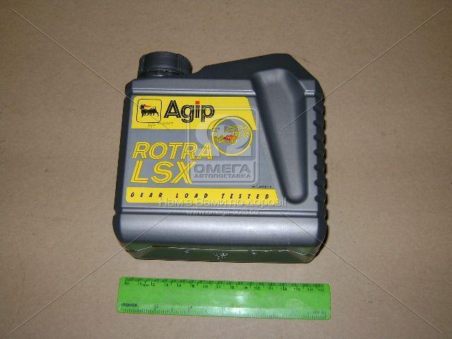 Масло трансмиссионное ENI ROTRA LSX 75W-90 GL-4,GL-5 (Канистра 1л) (арт. 129091), rqc1