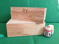 Шкатулка, деревянная, без замком, 17х6.5х12см, ROSA TALENT