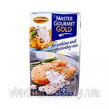 "Вершки кулінарні ""Master Gourmet Gold"" Майстер Гурме Голд 33.5%, 1л (Італія)"