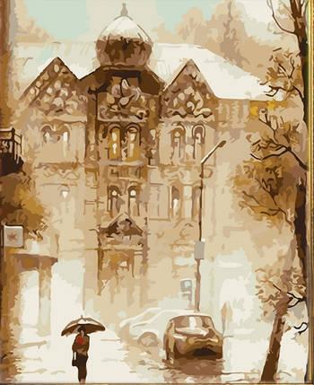 Картина по номерам Dreamtoys «Поздняя осень» 40*50 см, 695, фото 2