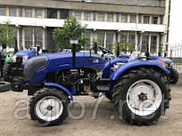 Трактор Булат 254 TF Люкс(широка гума)