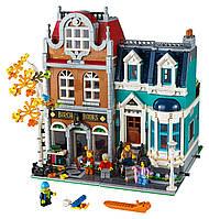 Лего Lego Creator Книжный магазин 10270