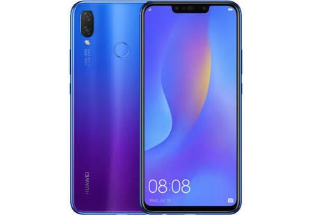 Смартфон Huawei P Smart Plus 4/64 GB Blue Stock B, фото 2