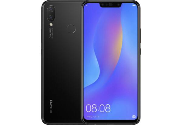 Смартфон Huawei P Smart Plus 4/64 GB Black Stock А-
