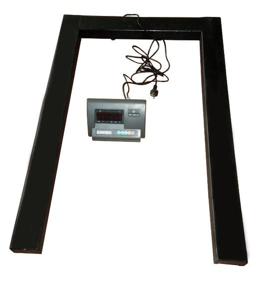 Весы паллетные электронные ВЕСТ-1000А12Е