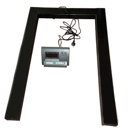 Весы паллетные электронные ВЕСТ-1000А12Е, фото 2