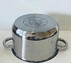 Набор кастрюль из нержавеющей стали 10 предметов Styleberg с мраморным покрытием, фото 8