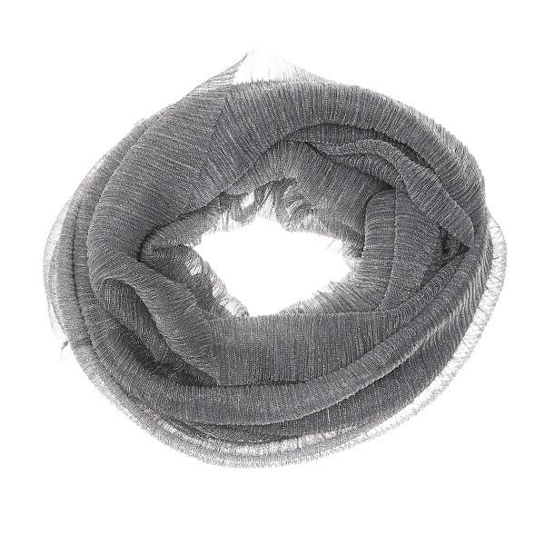 Снуд жіночий Marmilen Клариса Люрекс ( 11147К m )