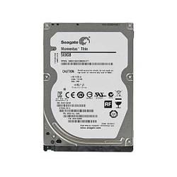 Жесткий диск 2.5 Seagate Momentus Thin 500GB 5400 об/мин, 16 MB, SATA II (ST500LT012) для ноутбука