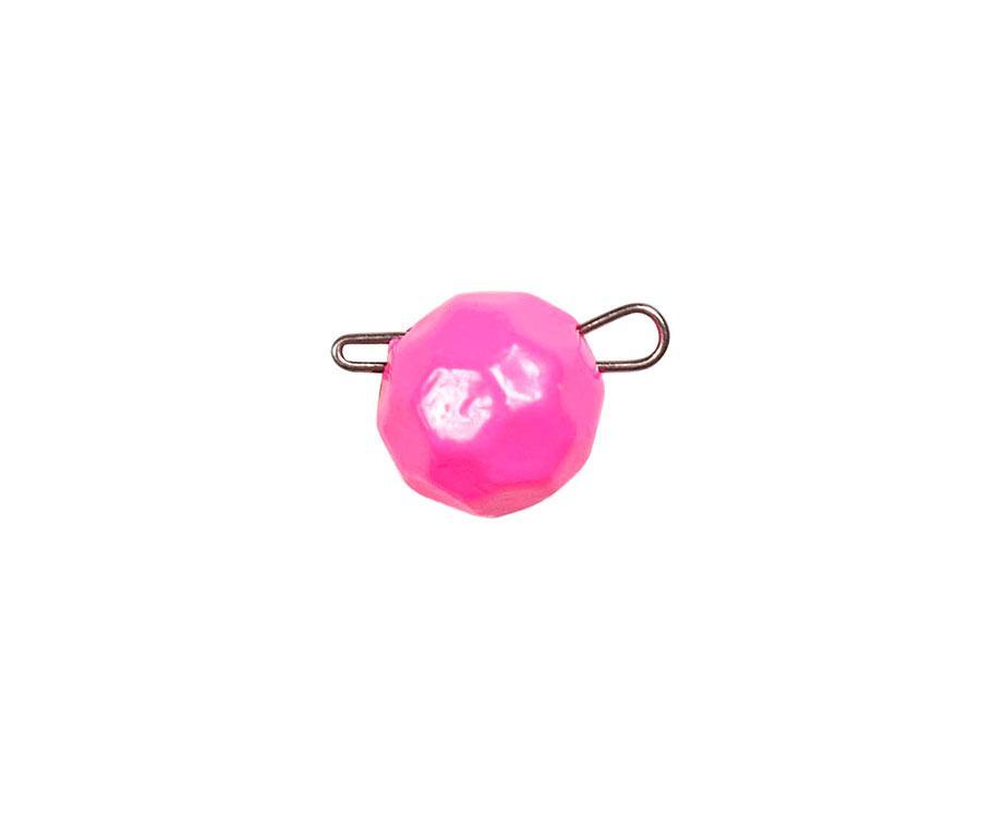 Грузило Днипро-Свинец Fishball розовый 12г