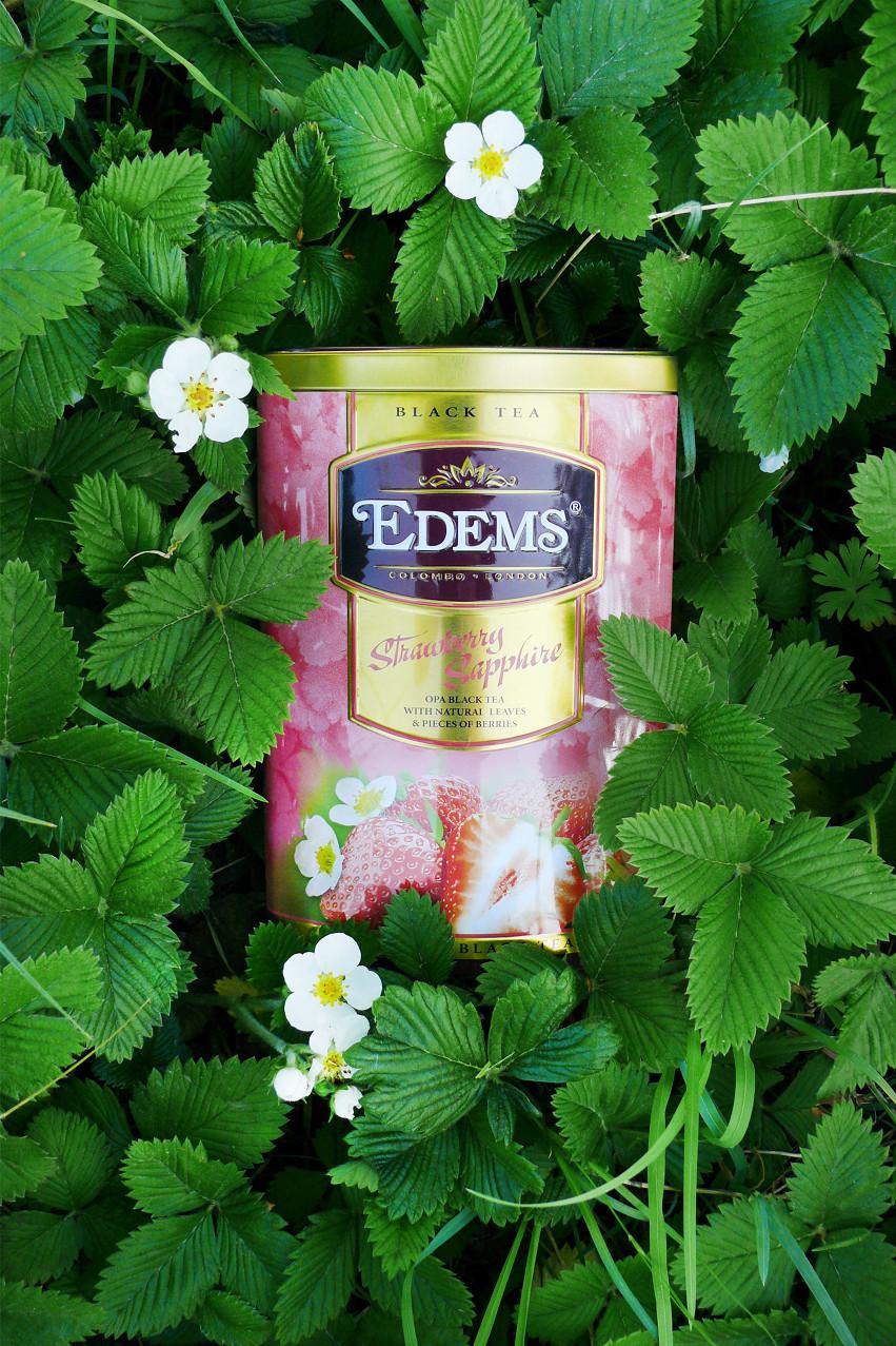 Чай чёрный крупнолистовой Edems