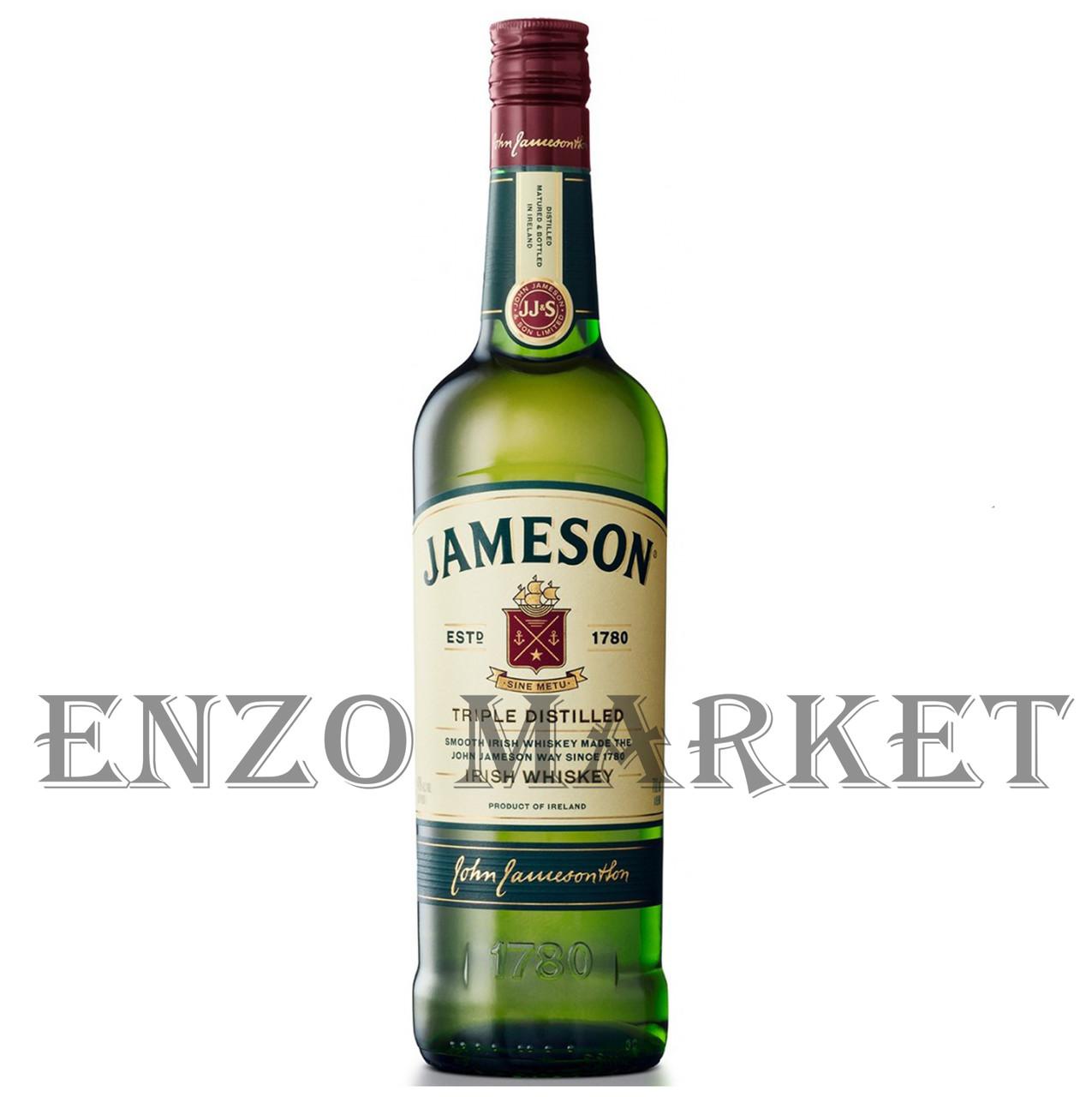 Виски John Jameson (Джемисон), 0,5 литра