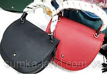 Женские молодежные клатчи, маленькие сумочки из искусственной кожи 24*21 см (красный и черный)