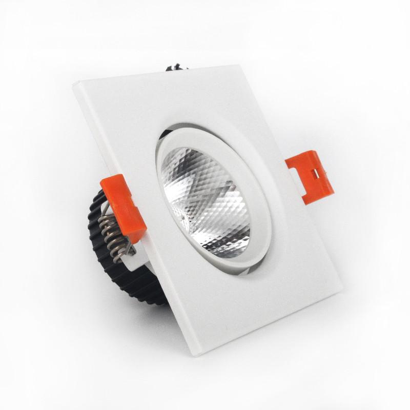 LED светильник потолочный белый 5W угол поворота 45° 4100К ElectroHouse