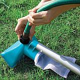 Набор для чистки дна бассейна от садового шланга Intex 28002, фото 6