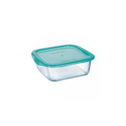 "Емкость для пищи Luminarc ""Keep'n'Box"", квадратная, 1220мл, P5520, фото 2"